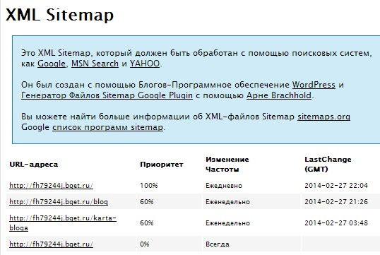 Google XML Sitemaps9