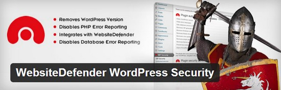 плагин WebsiteDefender WordPress Security