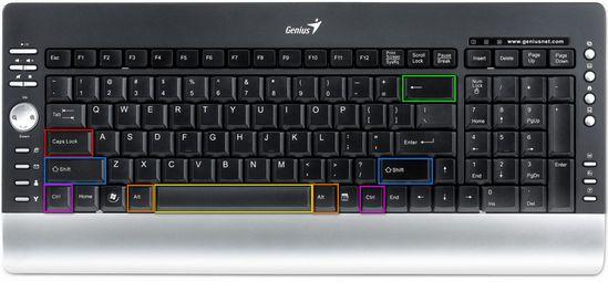 клавиатура, изучаем клавиши