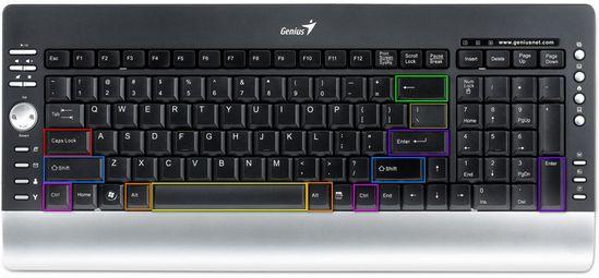 Клавиатура, клавиши