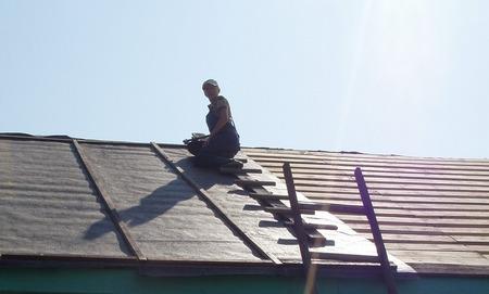 ремонтирую крышу